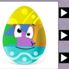 Easter Eggs Swap Rows Puzzle