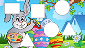 Easter Shape Puzzle