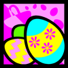 Easter Egg Slide Puzzle
