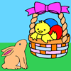 Easter Slide Puzzle