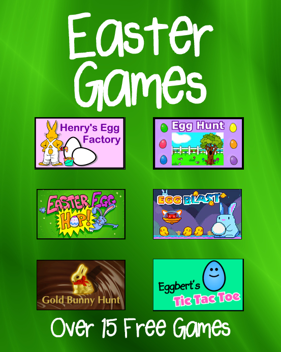 easter games primarygames play free online games