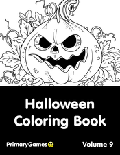 Halloween Coloring Pages Printable Coloring Ebook