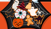 Cooking Frenzy: Halloween Cookies