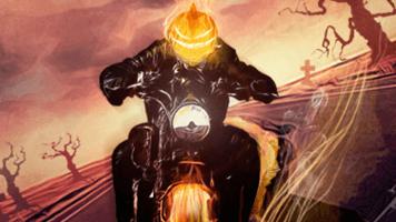 Ghost Rider Games Free Online