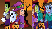 Halloween Mix Puzzle