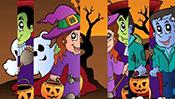 Halloween Mix Puzzle