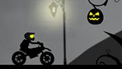 Halloween Spooky Motocross