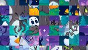 Halloween Swap Puzzle