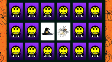 halloween match game primarygames play free online games