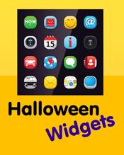 Halloween Widgets
