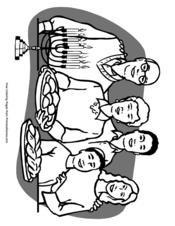 Hanukkah Family