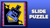 Dreidel Slide Puzzle