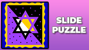 Star of David Slide Puzzle