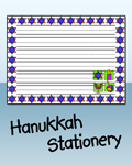 Hanukkah Stationery