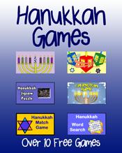Hanukkah Games