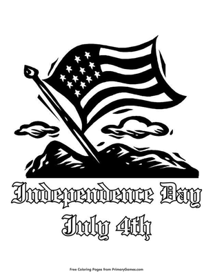 USA hat coloring pages, USA independence day coloring pages for ...   400x309