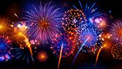 Online Fireworks Show