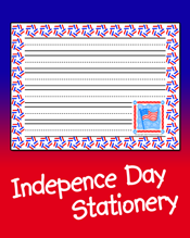 Independence Day Stationery