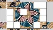 Kwanzaa Block Puzzle