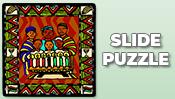 Kwanzaa Slide Puzzle