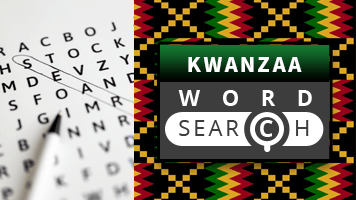 Kwanzaa Word Search Free Online Games At Primarygames