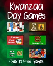 Kwanzaa Games