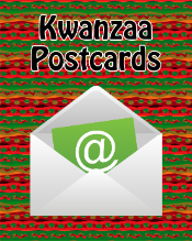 Kwanzaa Postcards
