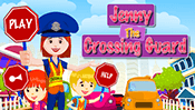 Jenny the Crossing Guard