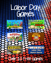 Labor Day Games