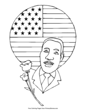 MLK Day Coloring Pages - PrimaryGames - Play Free Online Games