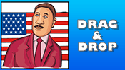 Martin Luther King Drag & Drop Puzzle