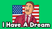 I Have a Dream Maze Game
