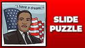 Martin Luther King Slide Puzzle