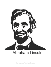 Presidents\' Day Coloring Page: Abraham Lincoln Memorial ...