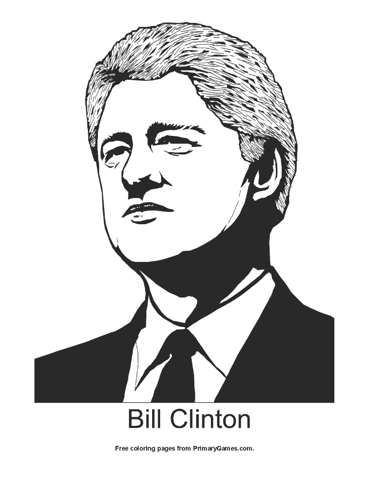 Presidents Day Coloring Pages PrimaryGames Play Free Online Games