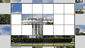 The White House Block Puzzle