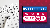 US Presidents Word Search Puzzle