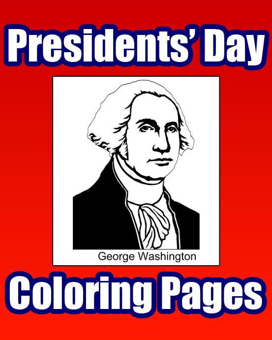 graphic relating to Printable Pictures of Presidents called Presidents Working day Coloring Internet pages Printable Coloring reserve