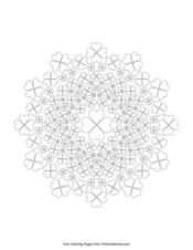 Shamrock Mandala
