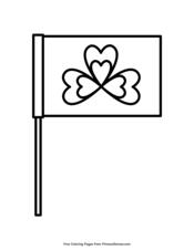 Shamrock Flag
