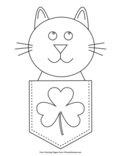 St. Patrick\'s Day Coloring Pages | Printable Coloring eBook ...