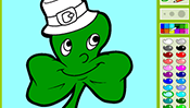 Clover Coloring
