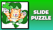 St. Patrick's Day Slide Puzzle