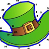 St. Patrick's Day Dot to Dot Puzzle