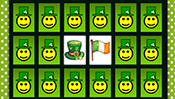 St. Patrick's Day Match Game