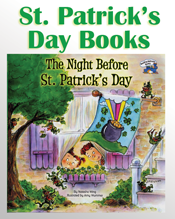 St patricks day books for toddlers