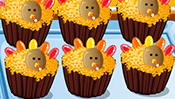 Addicted to Dessert: Thanksgiving Cupcakes