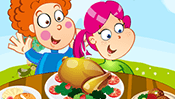 Catch Thanksgiving Turkey
