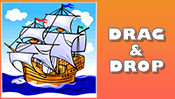 Mayflower Drag & Drop Puzzle