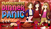 Thanksgiving Dinner Panic